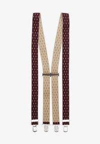 Lloyd Men's Belts - BRACES - Cintura - red - 0