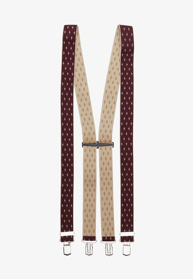 Lloyd Men's Belts - BRACES - Cintura - red