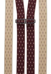 Lloyd Men's Belts - BRACES - Cintura - red - 2