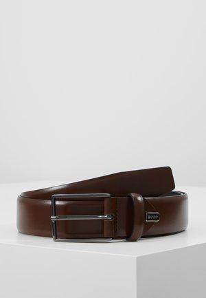 REGULAR - Cintura - kastanie