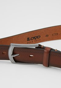 Lloyd Men's Belts - REGULAR - Bælter - whisky - 4