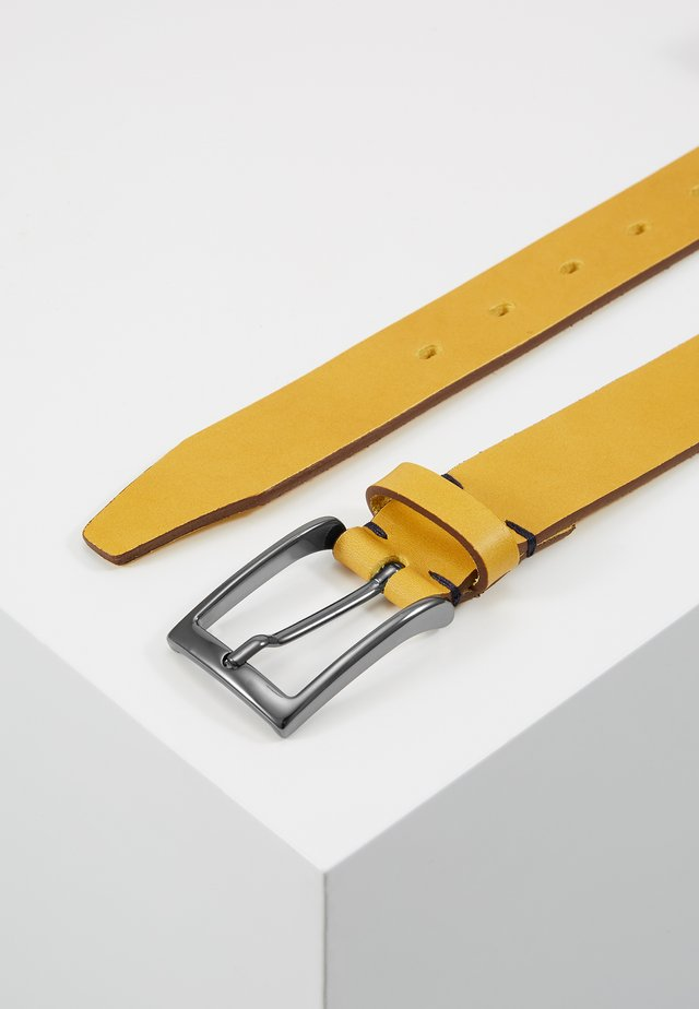 Gürtel - gelb