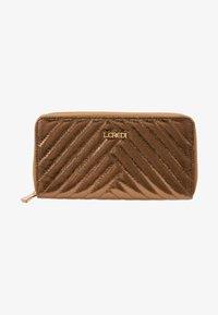 L.Credi - DULLI - Wallet - bronze - 1