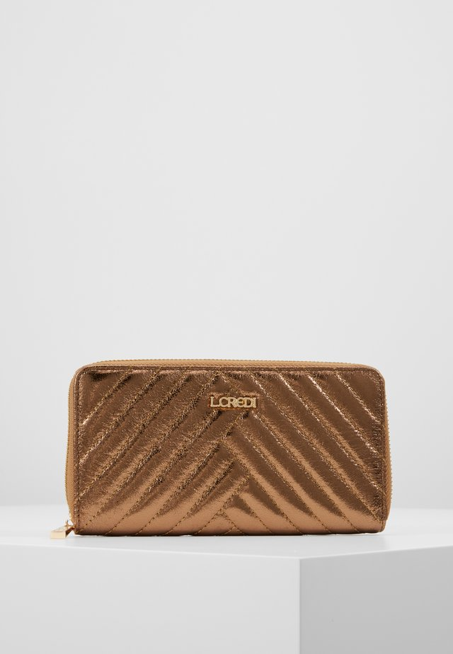 DULLI - Wallet - bronze