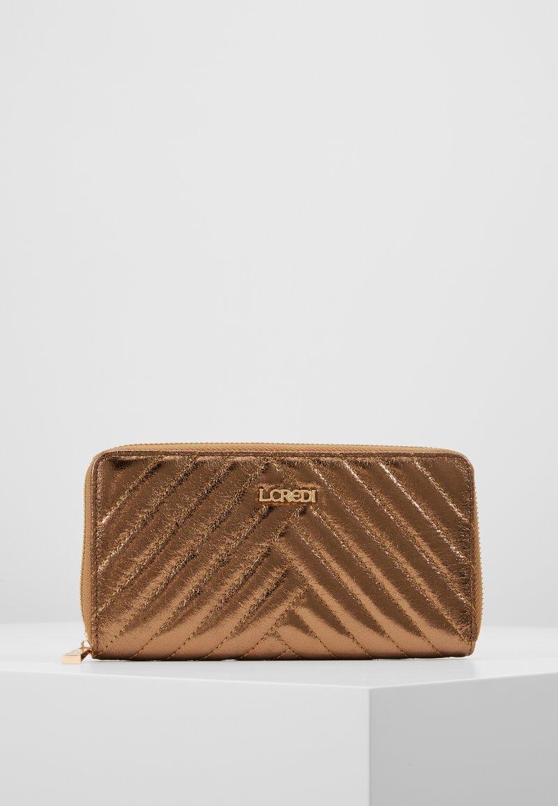 L.Credi - DULLI - Wallet - bronze