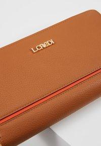 L.Credi - ELISA - Wallet - cognac - 2