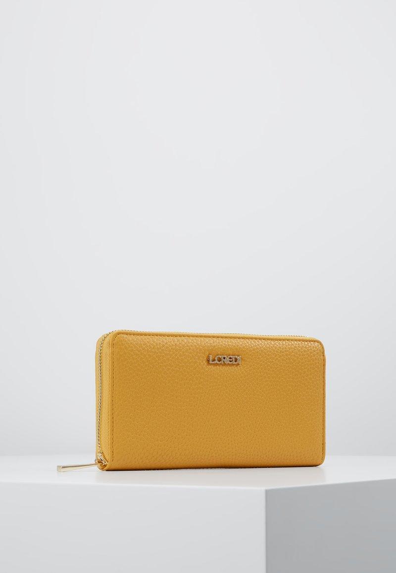 L.Credi - ELLA - Wallet - gelb