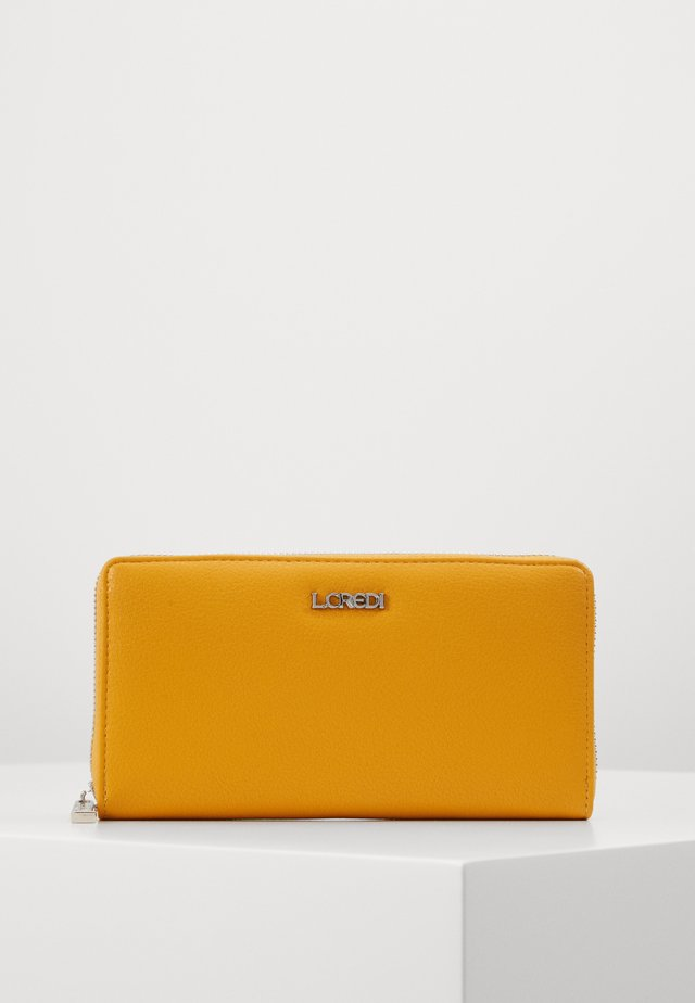 FILIPPA - Portfel - yellow