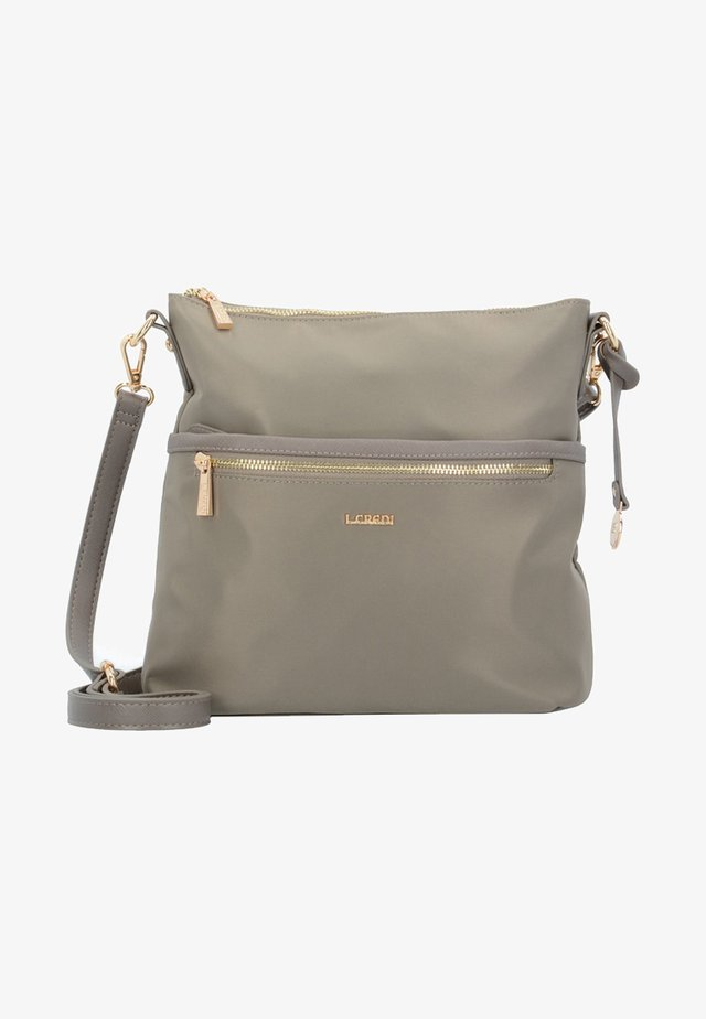 ALENA - Across body bag - taupe