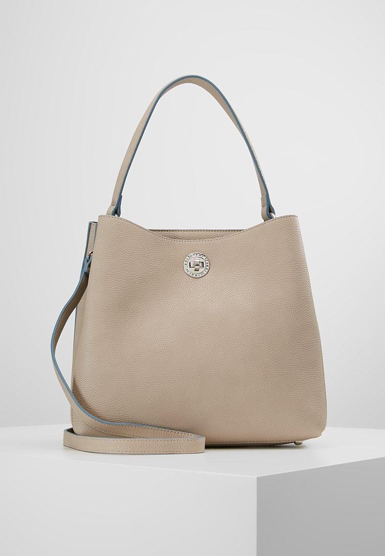 L.Credi - CALIFORNIA - Handbag - stone