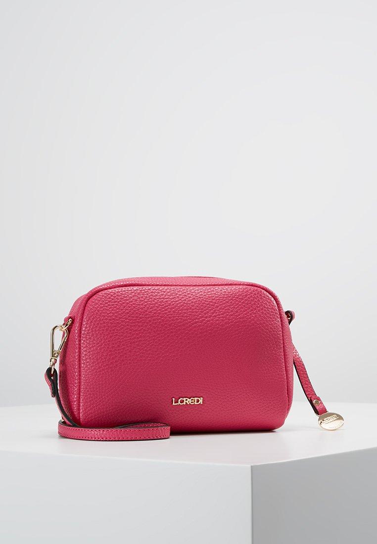 L.Credi - MAXIMA - Across body bag - pink