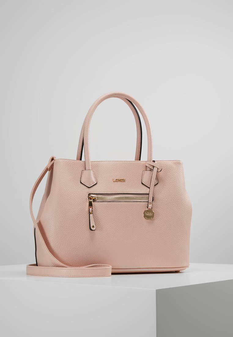 L.Credi - MAXIMA - Handbag - rose