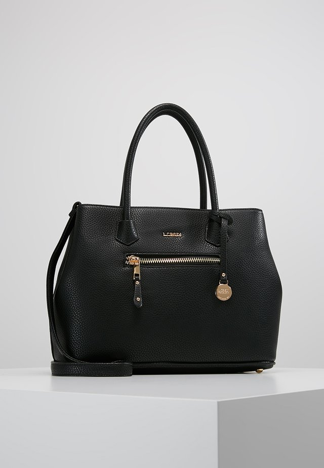 MAXIMA - Handtasche - black