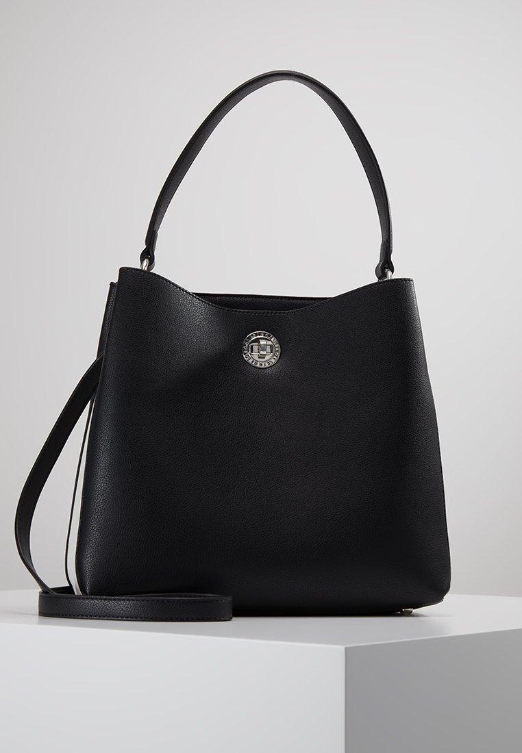 L.Credi - CALAIS - Handbag - schwarz