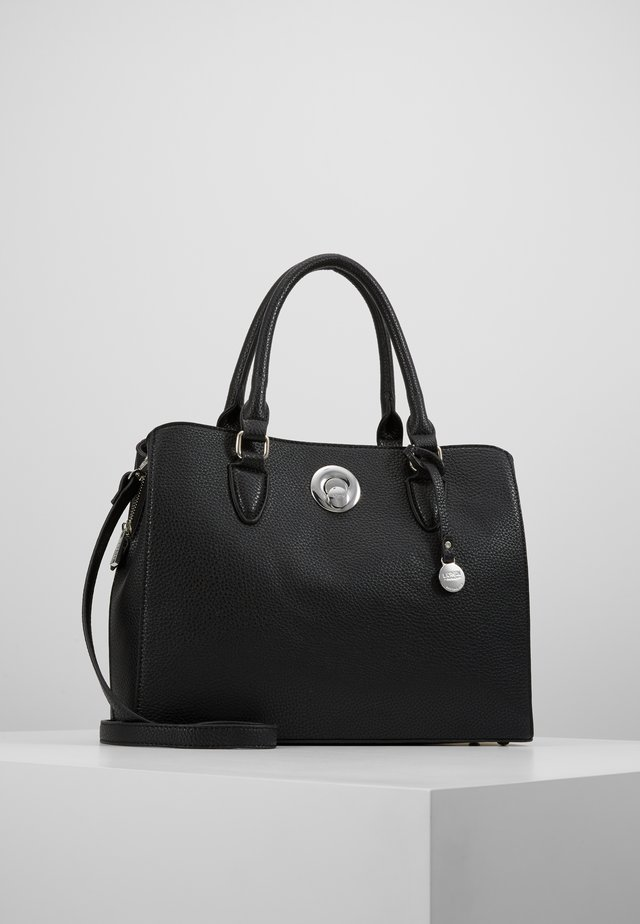 DOLLY - Handbag - schwarz