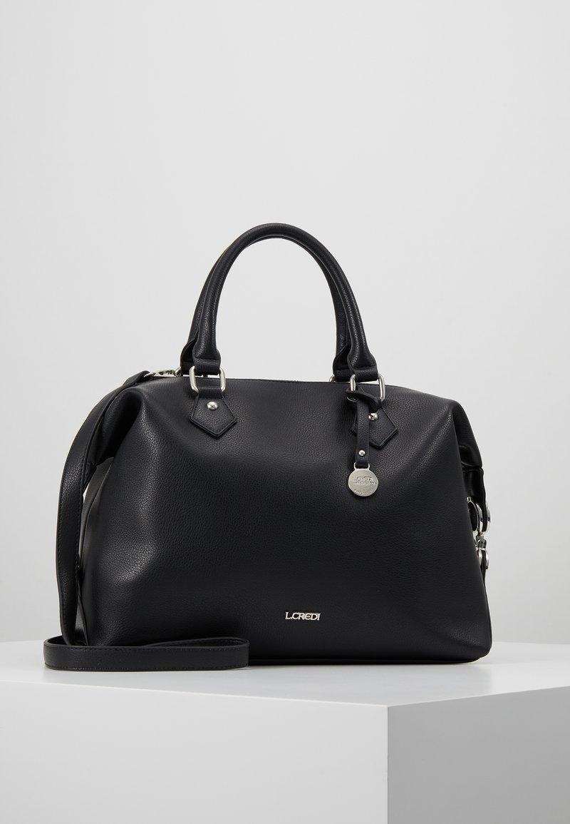 L.Credi - DINA - Håndtasker - schwarz