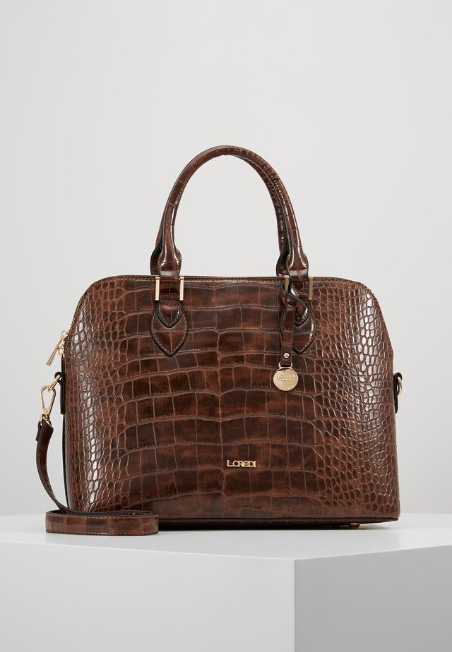 DESIREE - Handbag - braun
