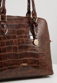 L.Credi - DESIREE - Handbag - braun - 7