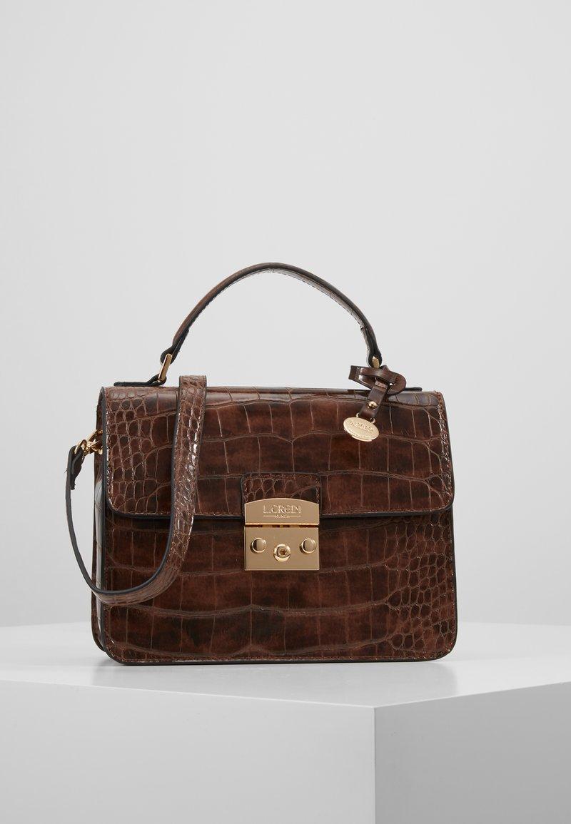 L.Credi - DESIREE - Håndtasker - braun
