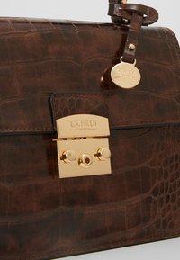 L.Credi - DESIREE - Håndtasker - braun - 6