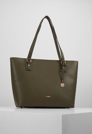 DELILA - Shopping bag - khaki