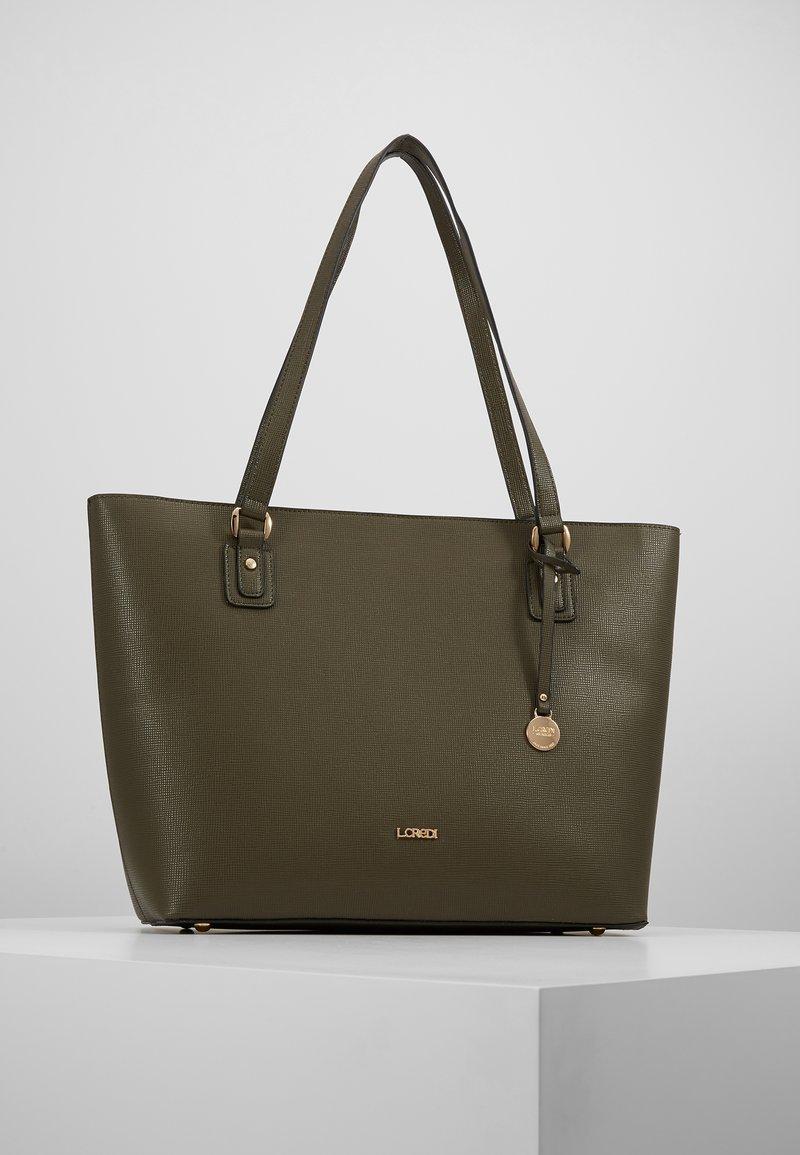 L.Credi - DELILA - Shopping Bag - khaki