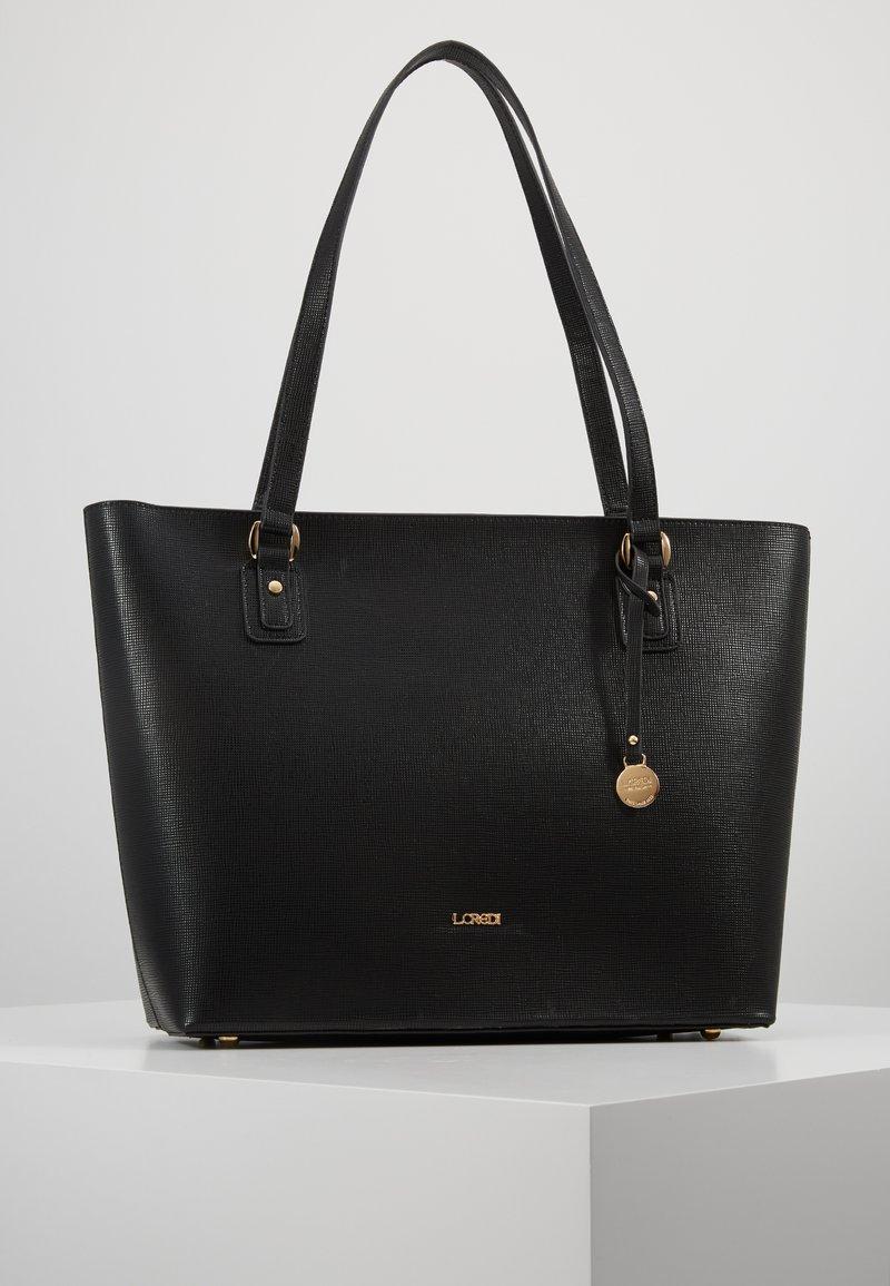 L.Credi - DELILA - Shopping bags - schwarz