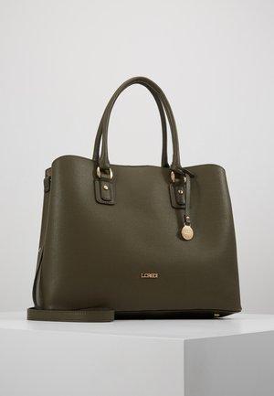 DELILA - Handbag - khaki