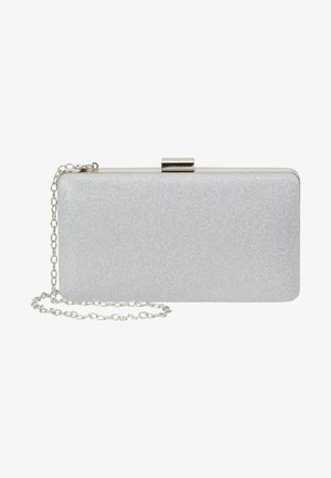 MACAU - Clutch - light silver