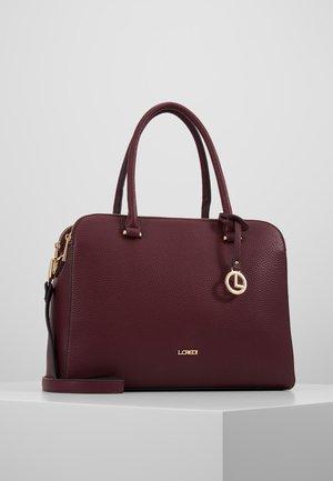 ELIETTE - Handbag - weinrot