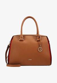 L.Credi - ELISA - Across body bag - cognac - 5