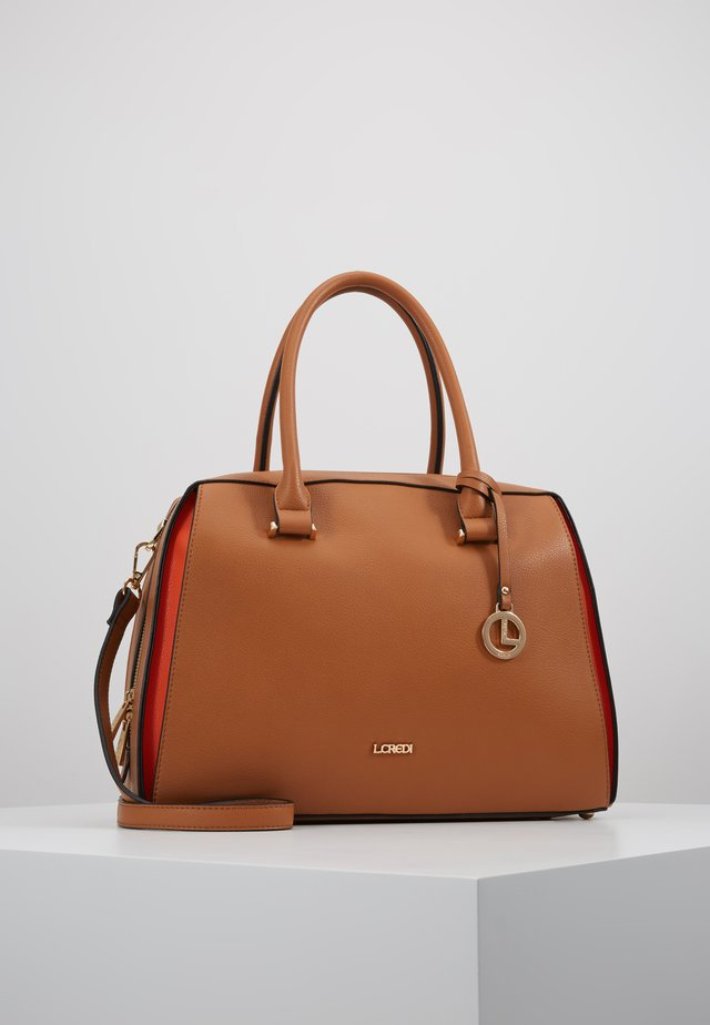 ELISA - Across body bag - cognac