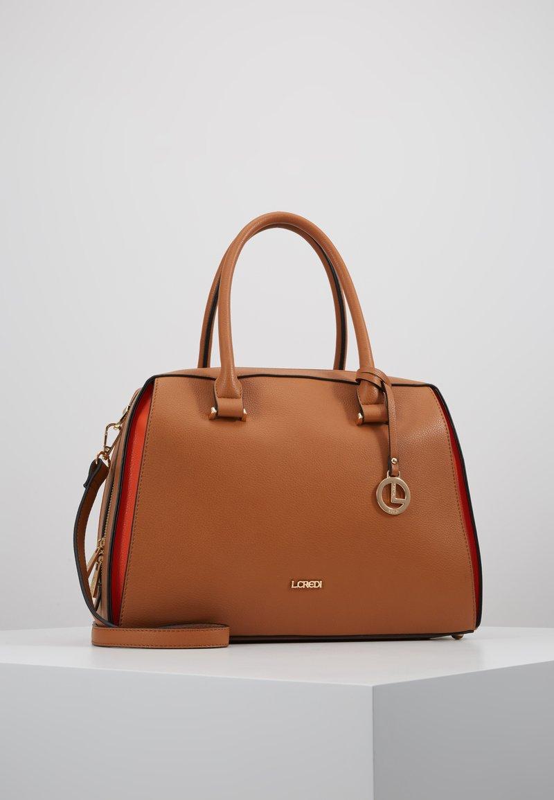 L.Credi - ELISA - Across body bag - cognac