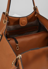 L.Credi - EBONY SET - Shopping bags - cognac - 4