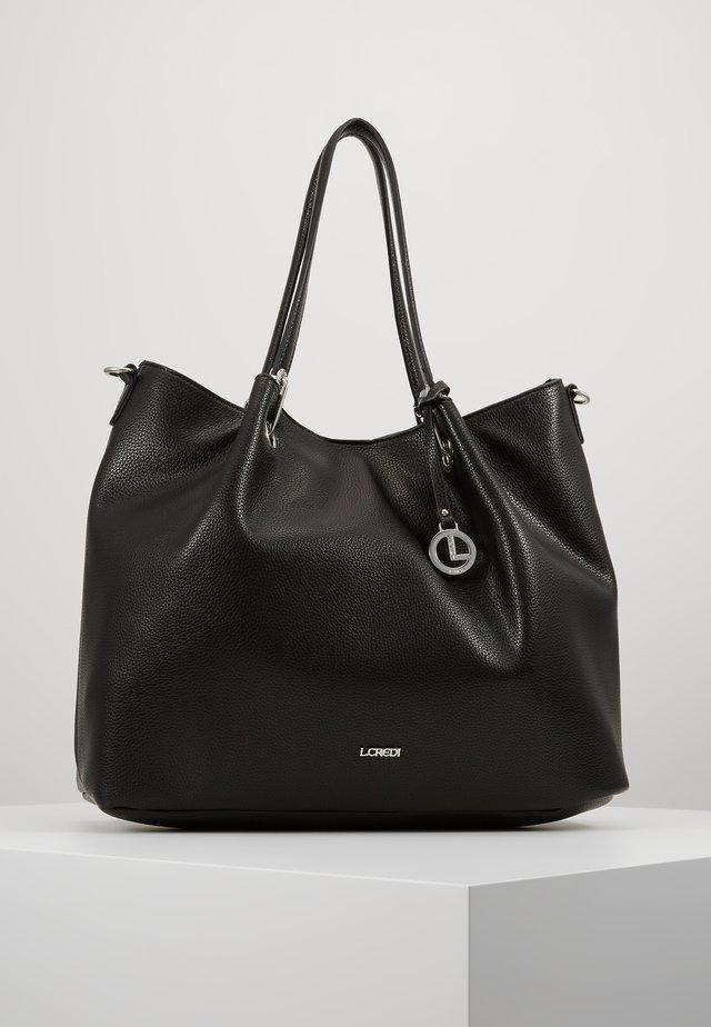 EBONY SET - Velká kabelka - schwarz