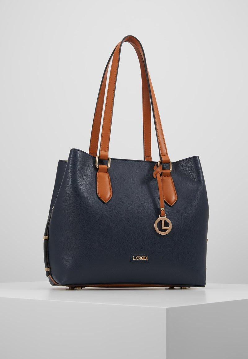 L.Credi - ELINA - Handbag - marine