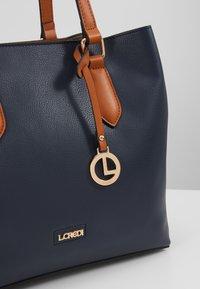L.Credi - ELINA - Handbag - marine - 7