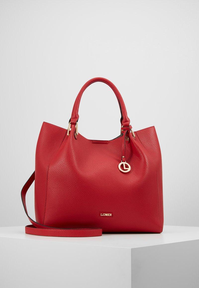 L.Credi - EMBER SET - Handbag - chili