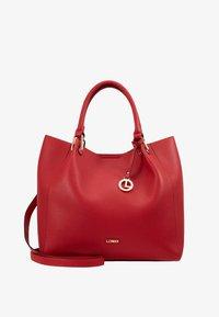 L.Credi - EMBER SET - Handbag - chili - 6