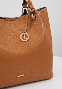 L.Credi - EMBER SET - Handbag - cognac - 7