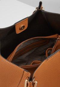 L.Credi - EMBER SET - Handbag - cognac - 4