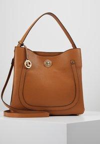 L.Credi - EDINA - Handbag - cognac - 0