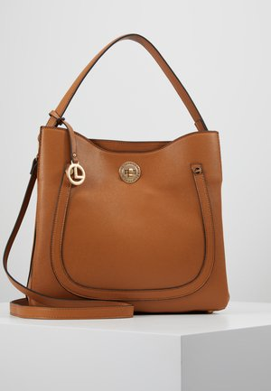 EDINA - Handbag - cognac