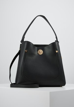 EDINA - Handbag - schwarz