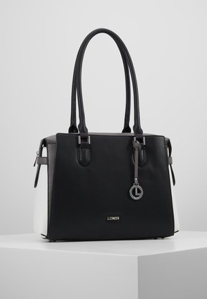 ELEONORA - Handbag - schwarz