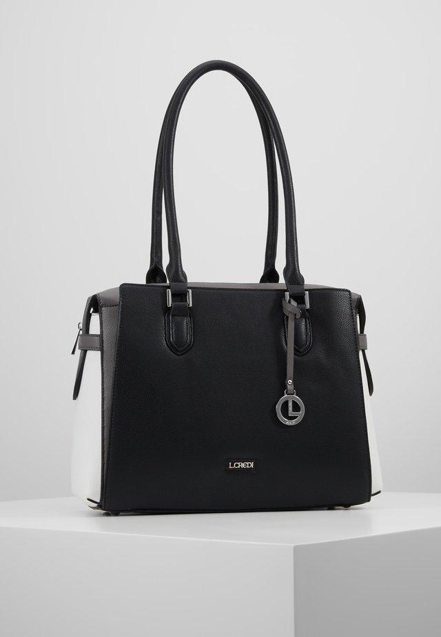 ELEONORA - Handtas - schwarz