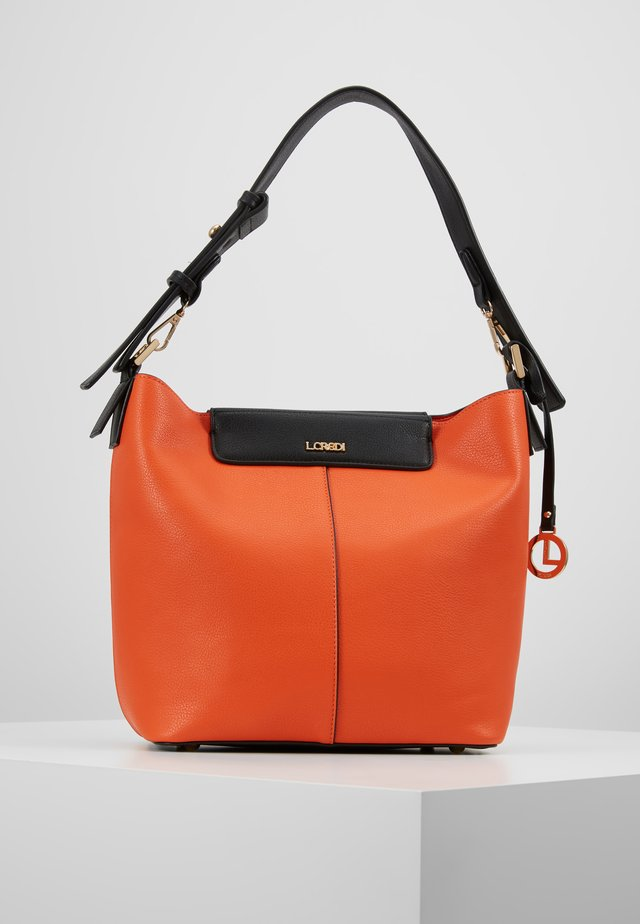 EMERY - Handbag - orange