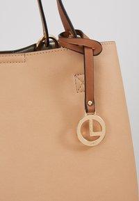 L.Credi - ELYA - Across body bag - beige - 6