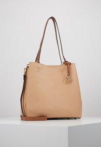 L.Credi - ELYA - Across body bag - beige - 0