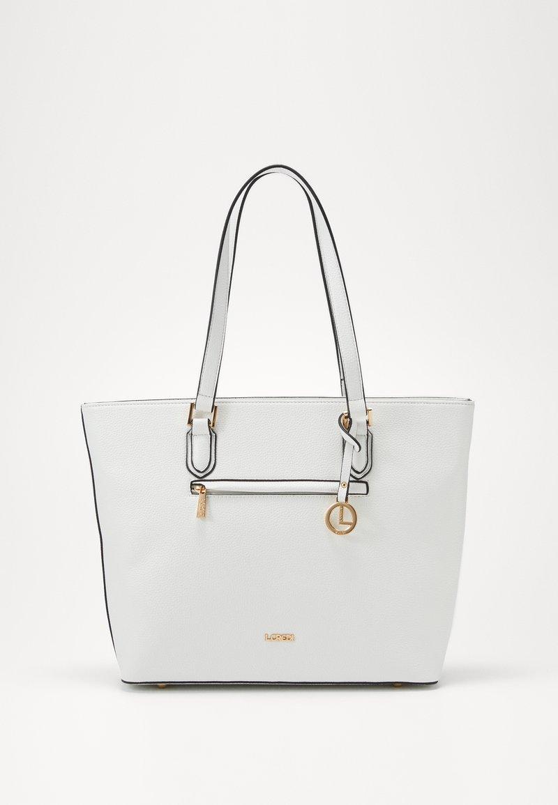 L.Credi - ELECTRA - Håndtasker - weiss